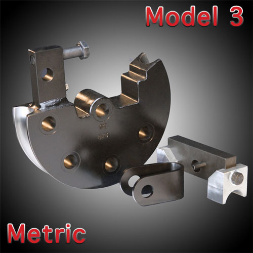 Die Sets :: Model 3 Dies :: Pipe Die Sets :: Metric Die Set - 42 2mm