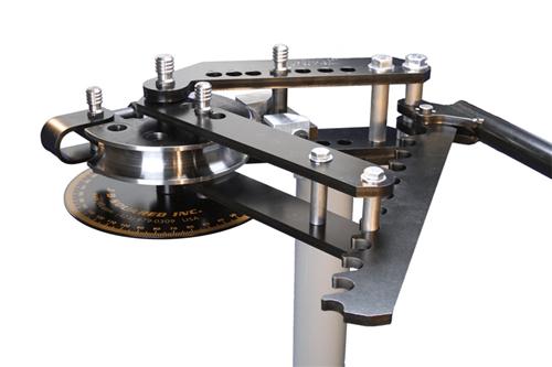 JMR Mechanical Tube and Pipe Bender - YouTube