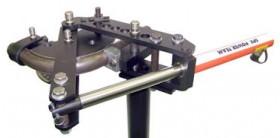 Optional hydraulic configuration