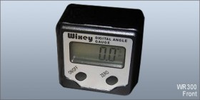 Angle Gauge front
